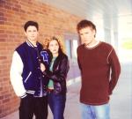 Serie One Tree HillPayton Sawyer und Nathan Scott haben 2 Kinder zusammen?