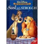Was bekommen Susi und Strolch bei Toni zu essen?
