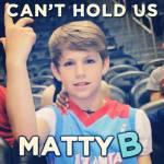 Wie viele Konzerte hat MattyB schon gegeben?