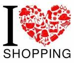 Apropos shoppen... Wie oft muss dein Portmonnaie für ein neues Kleidungsstück, Schminke und Co. leiden?:-)