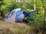 Wo darf man nicht Campen?