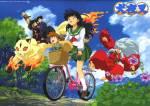 Welcher Manga gehört zu welchem Mangaka (Mangazeichner)?