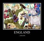 England liebt...