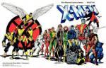 Haben die Avengers gegen die X-men schon gekämpft?