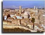 So und jetzt noch eine letzte Frage: Deine Freundin will nach Volterra, kommst du mit?