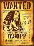 Yasopp ist ...
