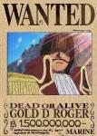 Wer war nicht in Gold Rogers Bande?