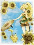 Pokemon Adventures-Welches Mädchen bist du?