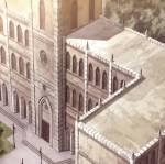 Gut. Kommen wir zum Rollenspiel.Also du kommst an der Cross Academy an. Was ist dein erster Gedanke?