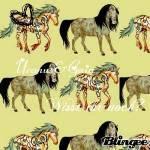 Alle ersten Pferde stammen von Uranos und Gaia ab.