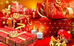 Magst du es an Weihnachten Geschenke zu bekommen?