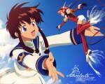 Und weiter gehts...Welche beiden Angel wurden von der Familie Fujisaki aus Angelic Layer gemacht, die gegen Misaki gekämpft haben?
