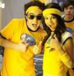Welchen Song sang sie 2009 mit Miley Cyrus, Demi Lovato und den Jonas Brothers?