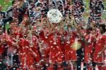 Der FC Bayern ist der erste Verein dem es gelang...