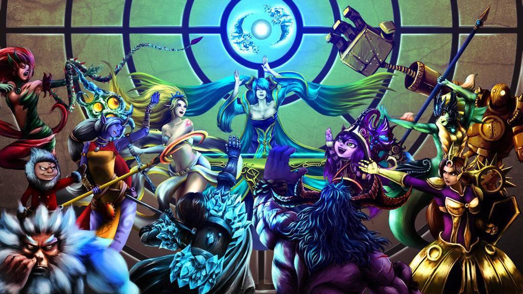 league of legends einloggen