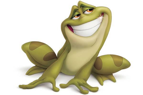Frosch in der Kehle