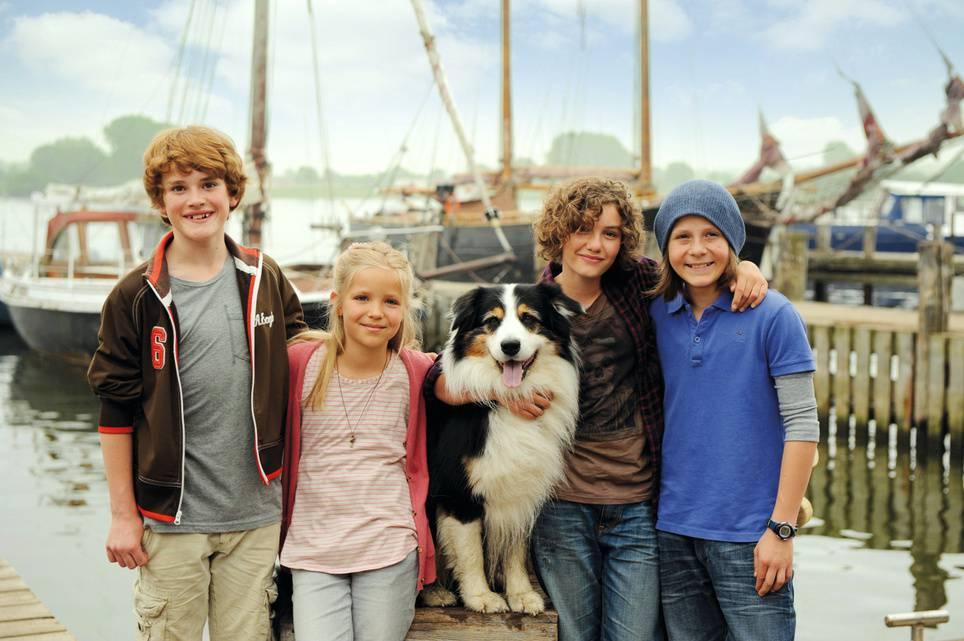 Fünf Freunde Filme