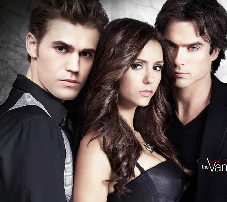 Staffel 1 Vampire Diaries
