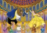 """Jetzt kommt ein wunderschöner Film:Was soll Belle laut Lumier tun, damit sie im Schloss nichts verpasst?(PS: es ist das Lied """"Sei hier Gast&quot"""
