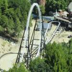 Welche Achterbahn hält den Rekord mit dem größten Looping (ca. 50m hoch) weltweit?