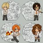 Eine kleine, kleine Geschichte von Dir auf Hogwarts