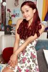 Was ist Ariana Grande's Natur-Haarfarbe?