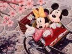 Wie heißt Mickey Mouse's Freundin?