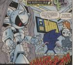 Gegen welchen Sonic-Roboter muss Sonic in Sonic the Hedgehog 2 (8-Bit) für Sega Game Gear und Sega Master System antreten?