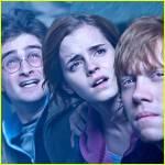 Nun machst du dich auf den Weg zum Hogwarts-Express.Du setzt dich in das Abteil mit...