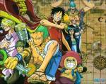 One Piece-Wissenstest