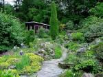 Schließe deine Augen und stelle dir einen Garten vor. Mache deine Augen wieder auf.Und wie sah der Garten aus?