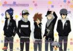 Katekyo Hitman Reborn Love Test