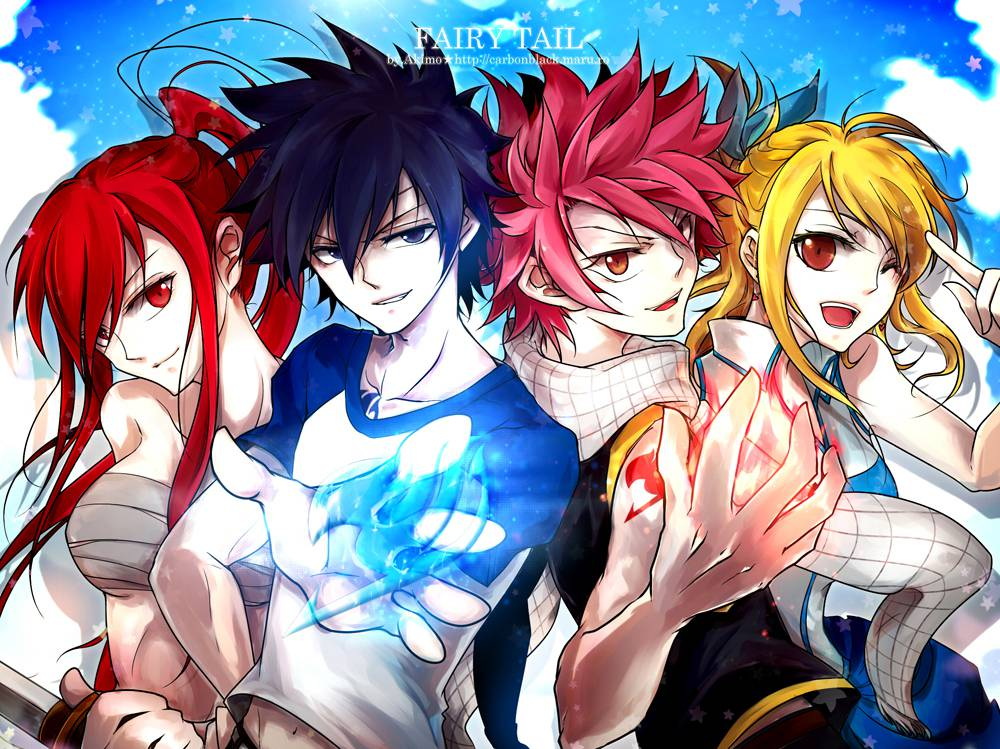 Fairy Tail Quizzes