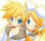 Wann haben Rin und Len Geburtstag?