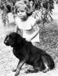 War Caroline schon früh in den Medien zu sehen, oder erst, als JFK Präsident wurde?