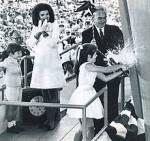Was taufte Caroline 1967 auf den Namen ihres Vaters?