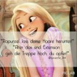 Rapunzel:Wie lange ist ihr Haar?