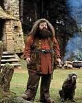 Wie heißt Hagrids Saurüde?