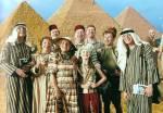 In welchem Teil waren die Weaslys in Ägypten?