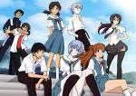 Wie heißen die zwei jungen die mit Shinji zur Schule gehen und die er gerettet hat?