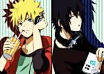 Naruto oder Sasuke? (Kommt keiner in der Auswertung:))