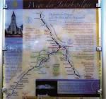 Zwei Jakobswege verlaufen durch Andernach und kreuzen sich wo?