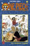 Seit wann gibt es das One Piece(Manga)?