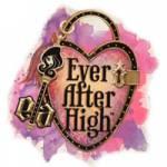 Wie heißt das erste Buch von Ever after high und wer hat es geschrieben?