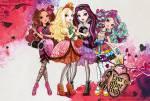 Welche Figur gibt es bei Monster High und auch bei der Ever after High?