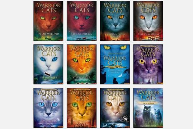 A List Of Warrior Cat Names