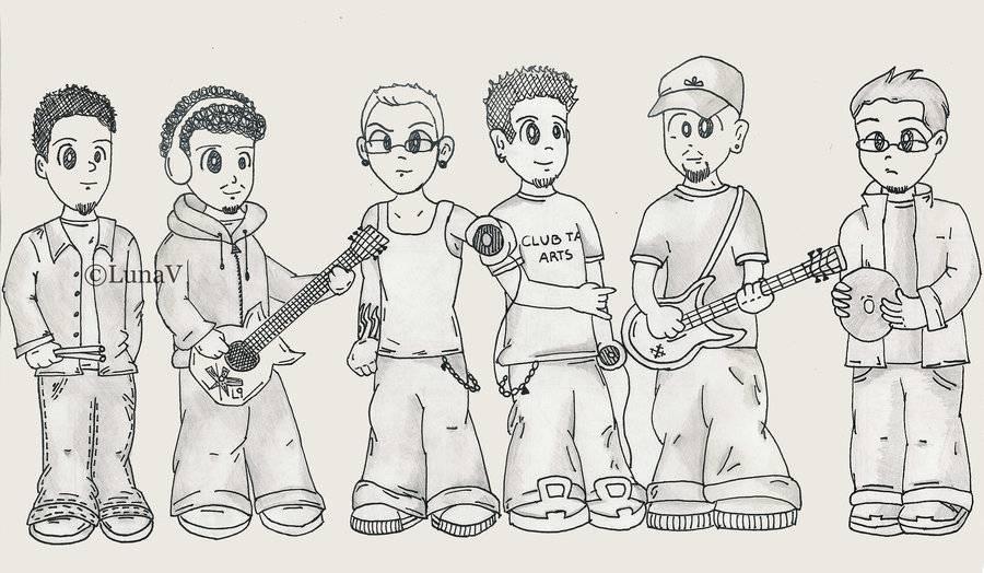 Linkin park Lyricstest
