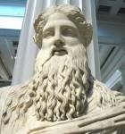 Griechisch: DionysosRömisch: Bacchus