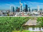 Land oder Stadt?