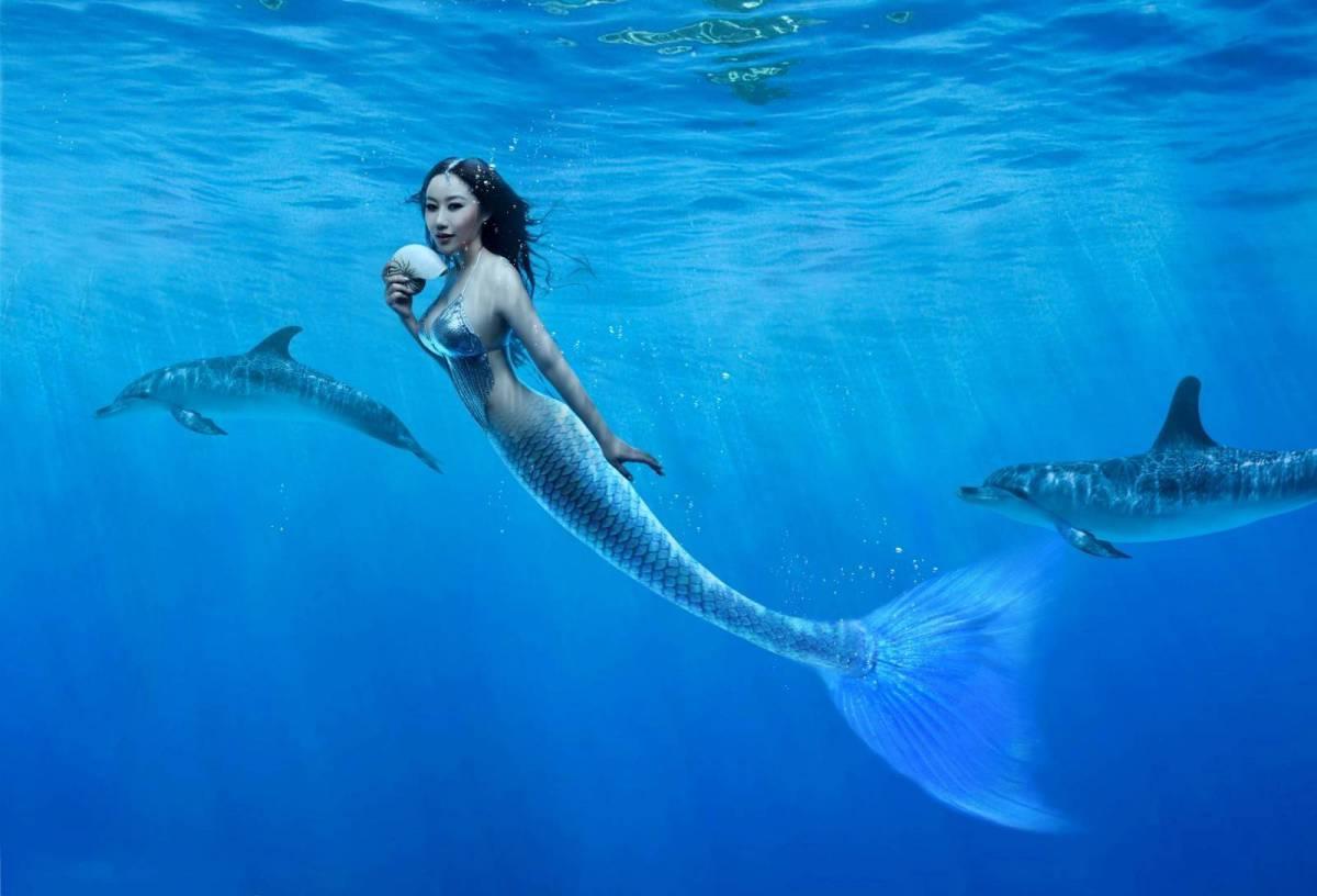 Was Für Eine Meerjungfrau Wärst Du